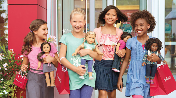 Rare Discount for American Girl Doll Store! Deals for Salon or Cafe Visit!