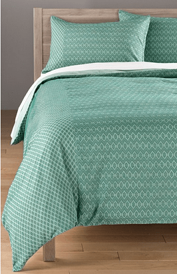 You can grab this Ellis Duvet Cover for as low as $34.30!