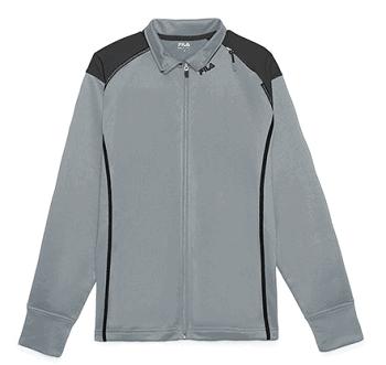 Fila LM143GC7-049 Men's Spirited Track Jacket