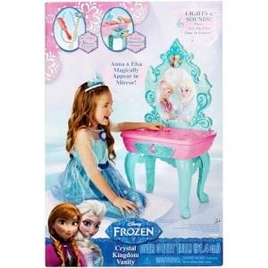 Frozen Vanity