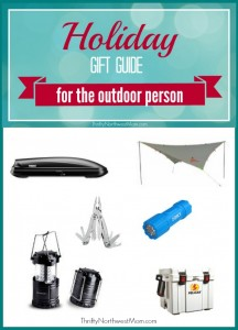 Gift Guide for the Outdoor Person
