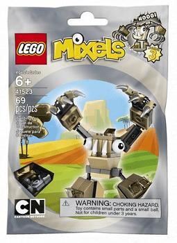 LEGO MIXELS 41523 HOOGI