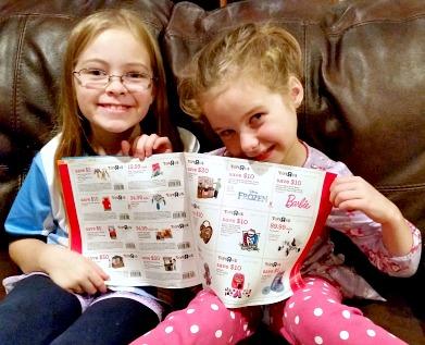#LetsPlay Great Big Christmas Book coupons
