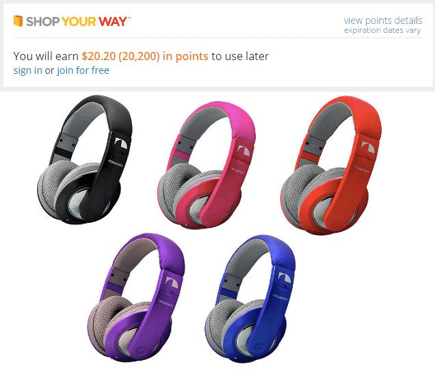 Nakamichi 780M Over-the-Ear Headphones