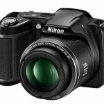 Nikon Coolpix L330 20.2MP Digital Camera with 26X Optical Zoom