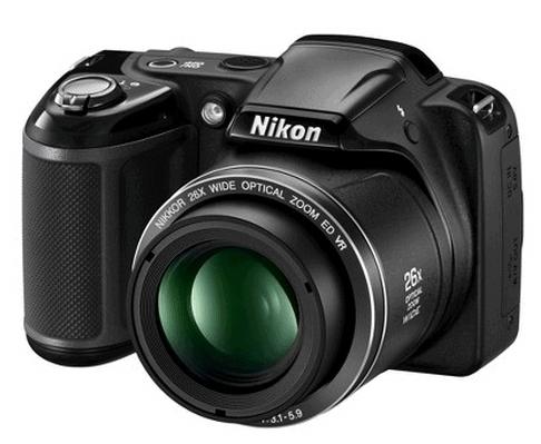 Nikon Coolpix L330 20.2MP Digital Camera with 26X Optical Zoom $99 Shipped (Reg $229.99)