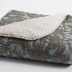 SONOMA life + style Micromink & Sherpa Reversible Throw