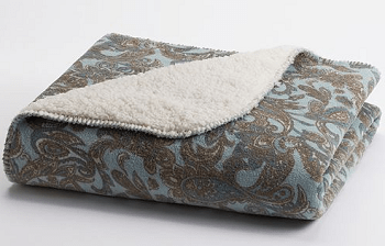 The Big One Plush Blankets & Other Blankets As Low As $3.40!