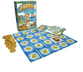 Aargh board game