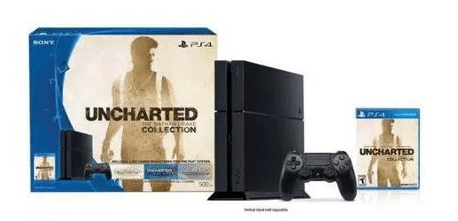 Playstation 4 Uncharted Bundle