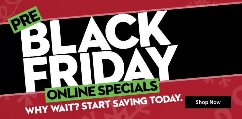 Walmart Pre Black Friday sales