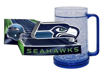 Seattle Seahawks Freezer Mug