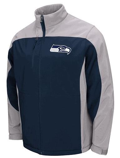 Seattle Seahawks Soft Shell Jacket