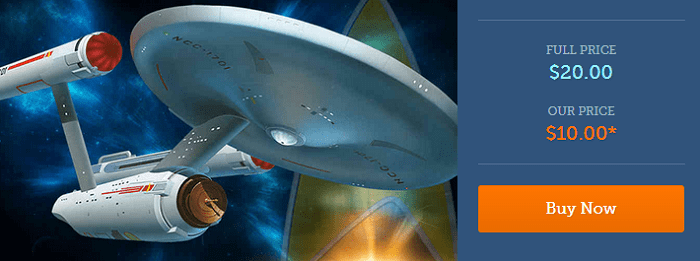 Goldstar is offering tickets to See Jeri Ryan & More at The Official Star Trek Convention for just $10
