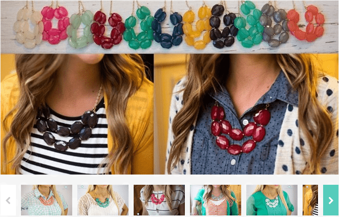 Statement Necklaces $5.99 Today At Jane!