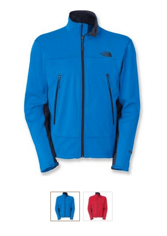 The North Face Cipher Soft-Shell Jacket
