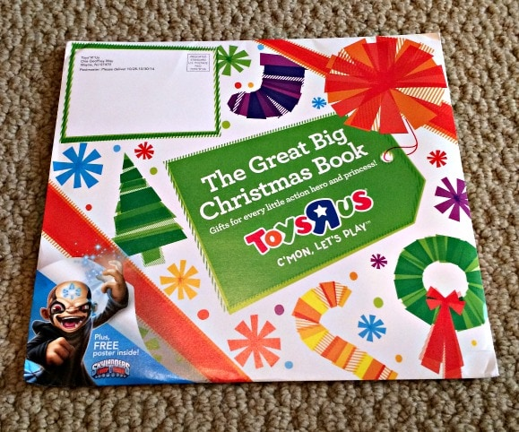 toys r us the great big christmas book