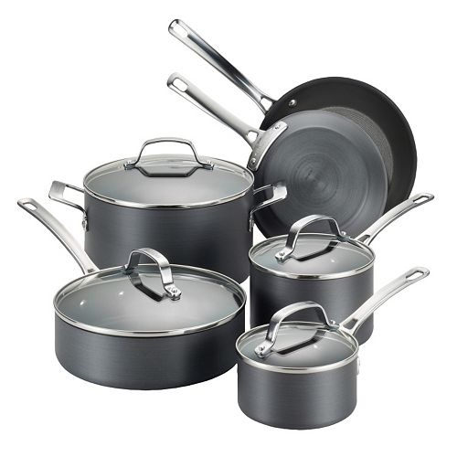 Circulon 10 Piece Non Stick Cookware Set