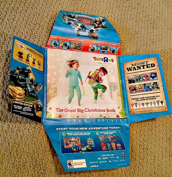 Toys Are Us Christmas Gifts : Toys r us the great big christmas book letsplay