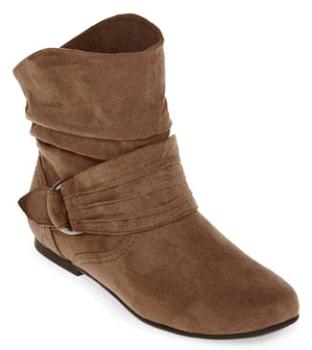 Arizona Marissa Womens Short Slouch Boots