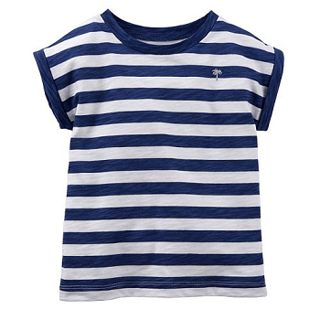 Carter's Stripe Tee - Toddler Girl