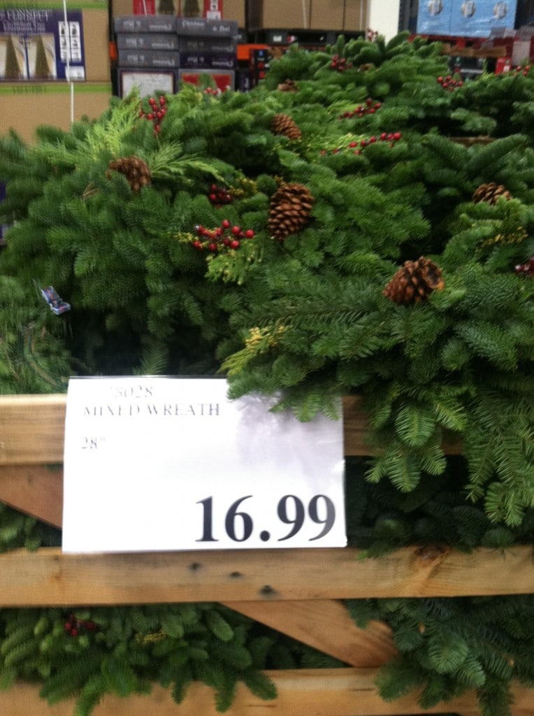 Costco Wreaths