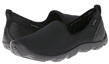 Crocs Busy Day Canvas Skimmer