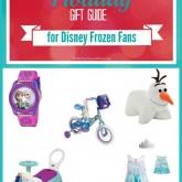 Disney Frozen Gift Guide