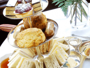 Elizabeth and Alexanders Tea Room