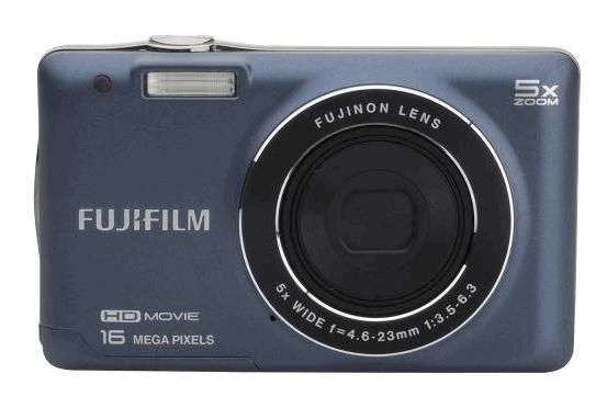 Fujifilm - JX665 16.0-Megapixel Digital Camera
