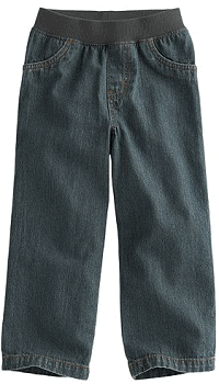 Jumping Beans Straight-Leg Jeans - Toddler
