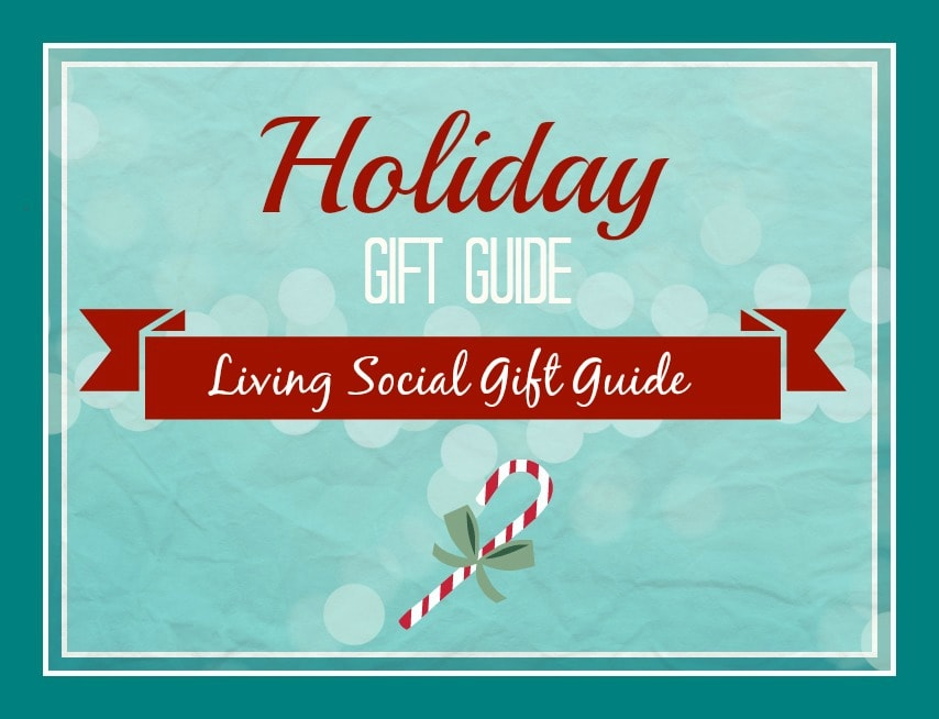 LivingSocial – Great Option for Christmas Gifts + Extra 20% Off!