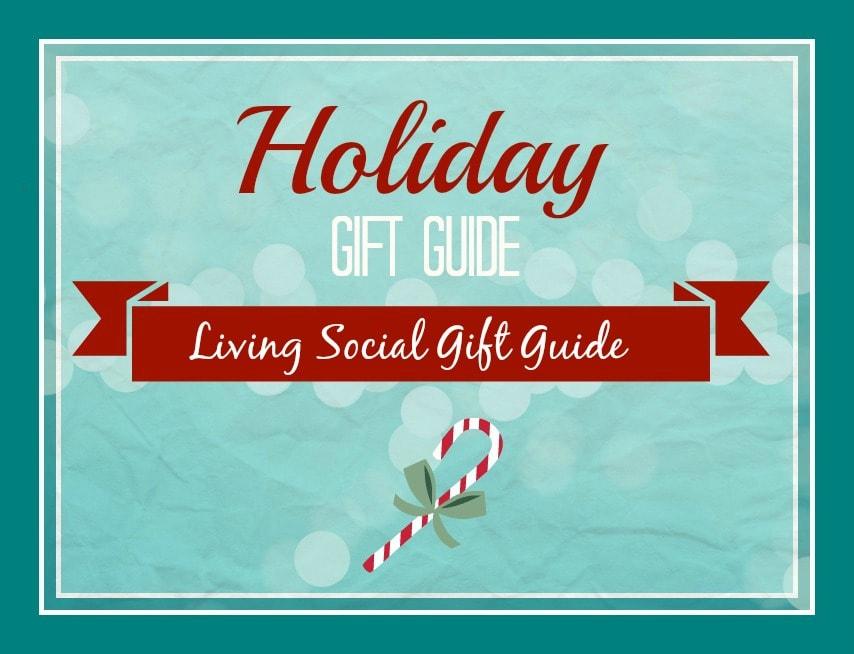 Living Social Gift Guide