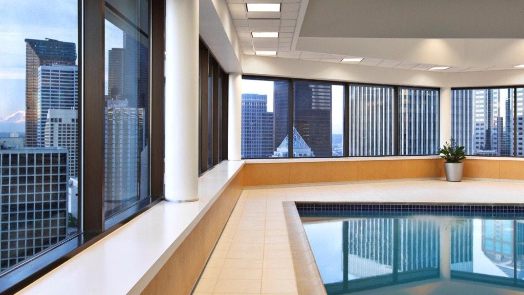 Sheraton Seattle Hotel Pool