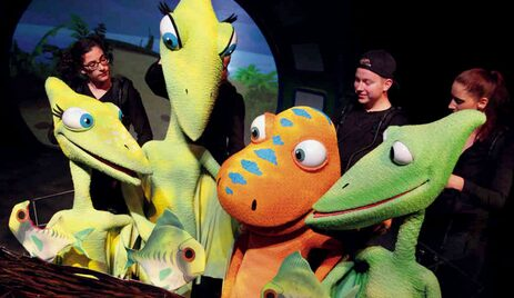Dinosaur Train Live Discount Tickets – As low as $14.90