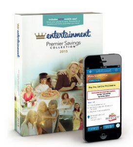 Entertainment Book Sale