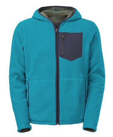 The North Face Brantley Reversible Full Zip Hoodie $65.98 Shipped! (Reg $120)