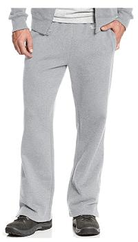 The North Face Logo Fleece Open Hem Pants