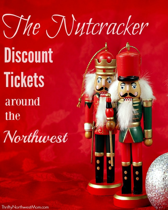Here are the best ticket deals on the Nutcracker Show around the Northwest, in Seattle, Portland and beyond.