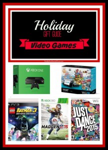 Video Game Holiday Gift Guide
