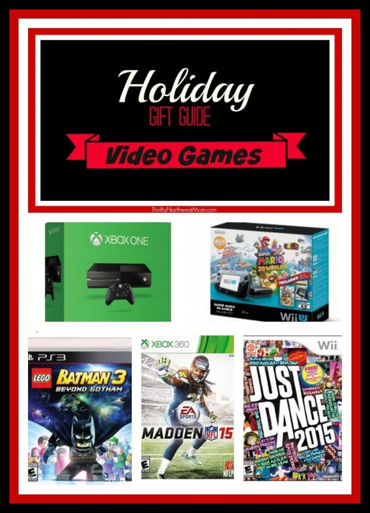 Video Game Gift Guide – Games, Consoles & more!