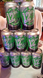 12th man pale ale beer