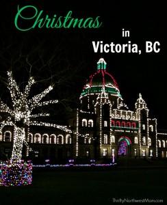 Victoria BC Christmas