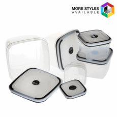 EdgeHome Airtight Storage Containers