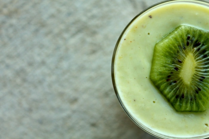 Mango Kiwi Avocado Smoothie Recipe