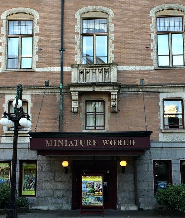 Miniature World Victoria BC
