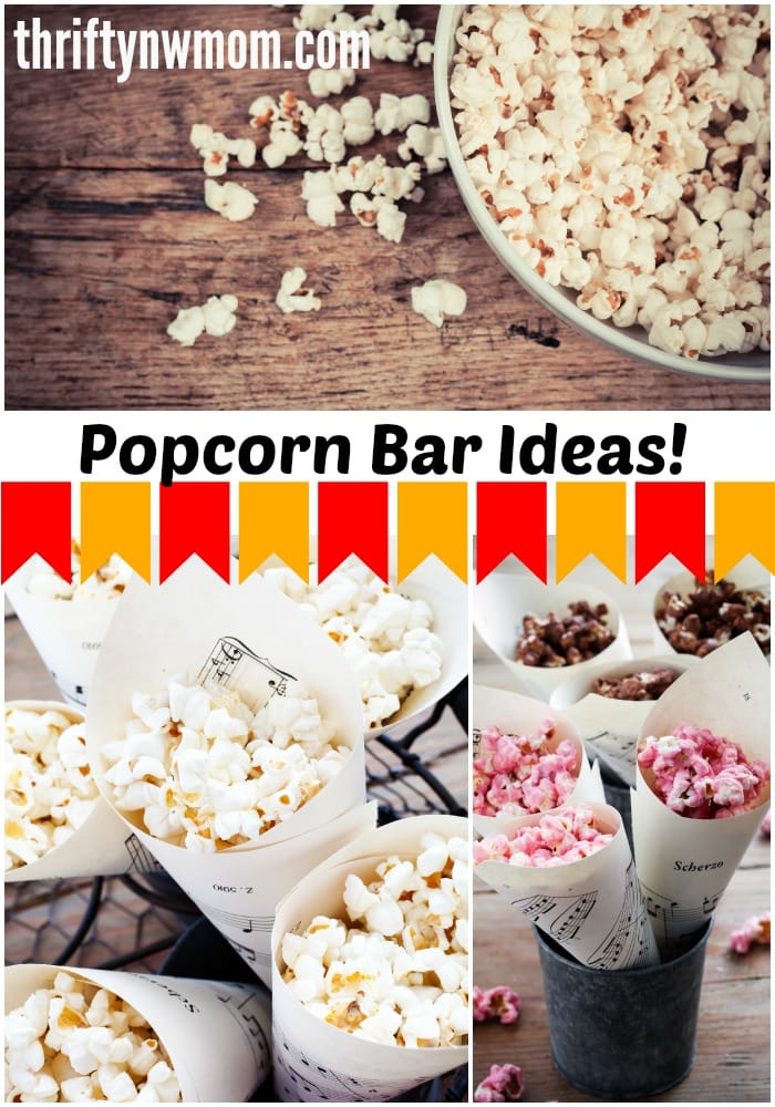 Popcorn Bar Ideas 2