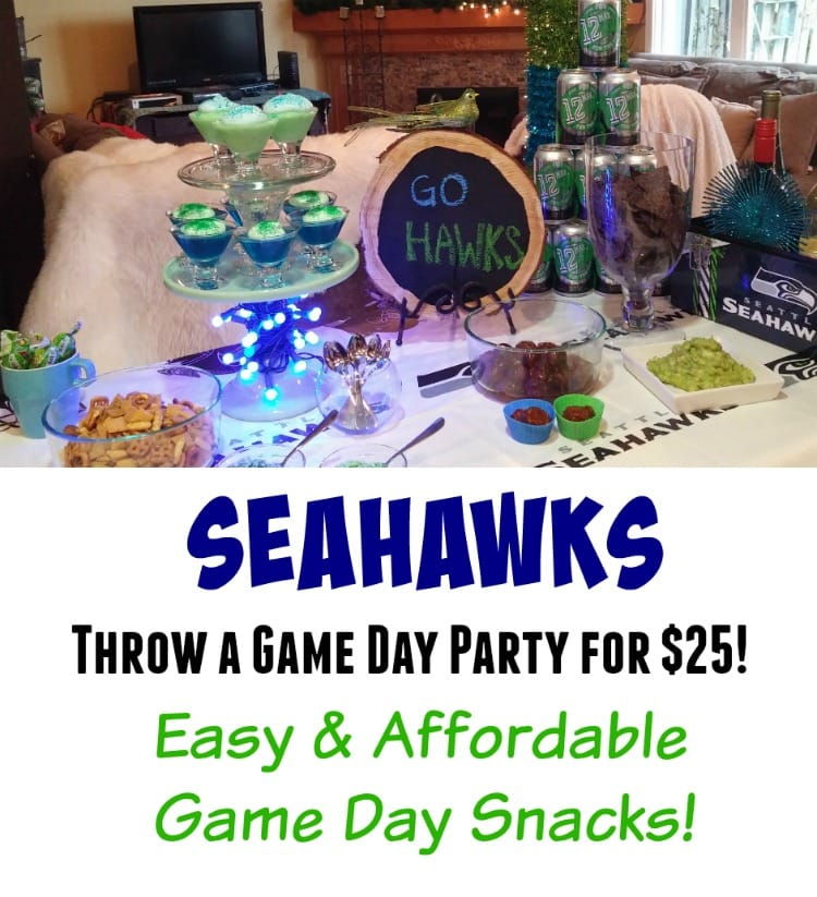Seahawks Party Ideas