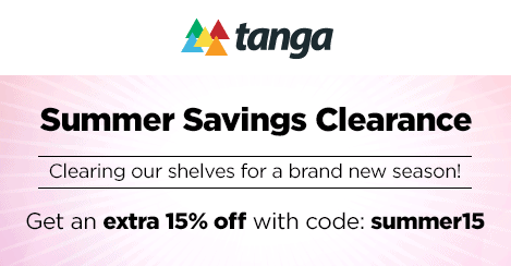 Tanga Clearance Coupon Code