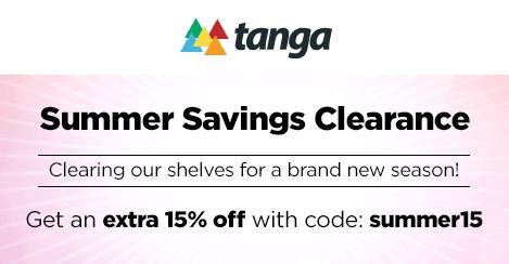 Tanga discount coupons